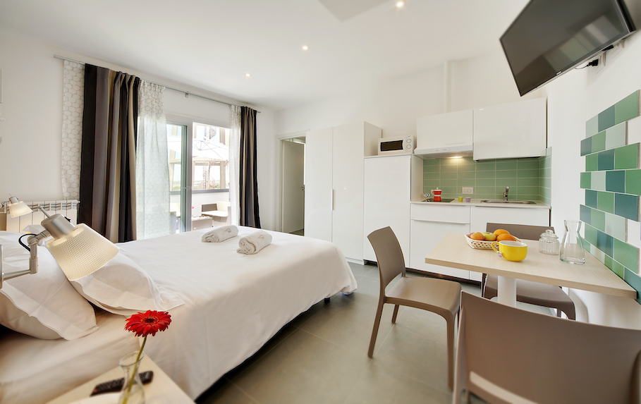 Residence dei Viali - Camera matrimoniale a Ragusa - 3