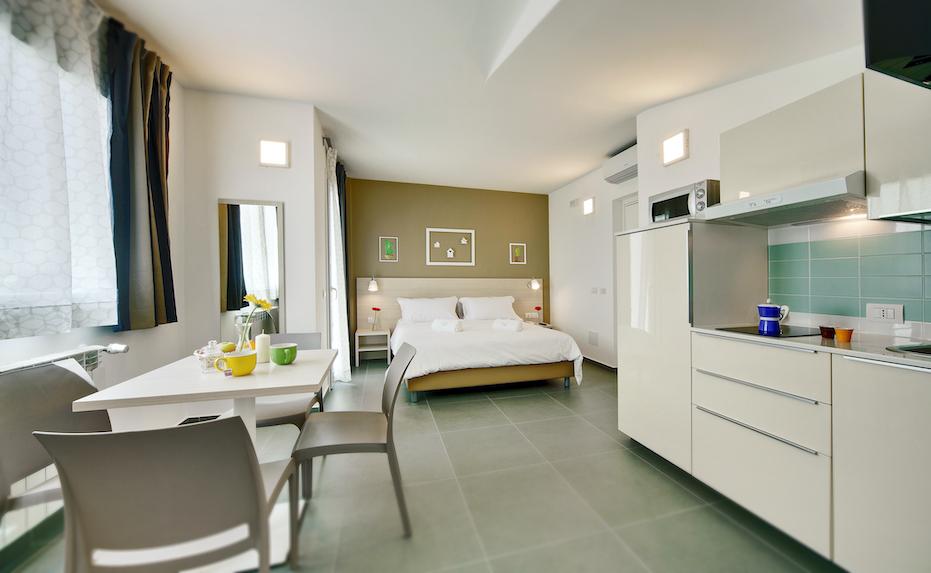 Residence dei Viali - Camera matrimoniale a Ragusa - 5