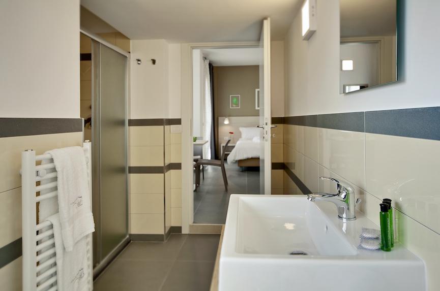 Residence dei Viali - Camera matrimoniale a Ragusa - 6