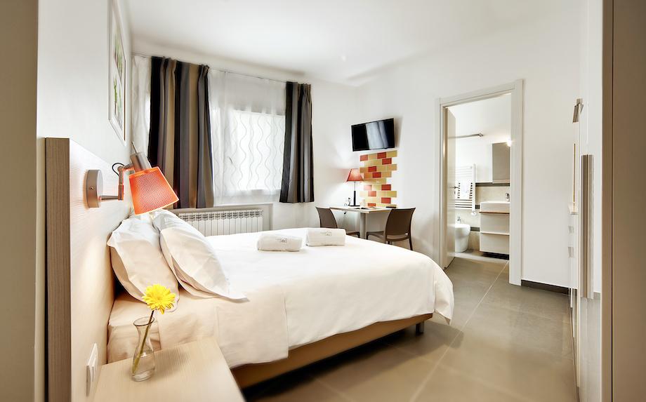 Residence dei Viali - Camera matrimoniale a Ragusa - 7