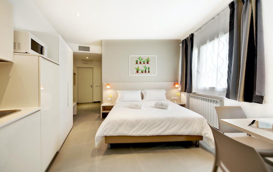Residence dei Viali - Camera matrimoniale a Ragusa - 9