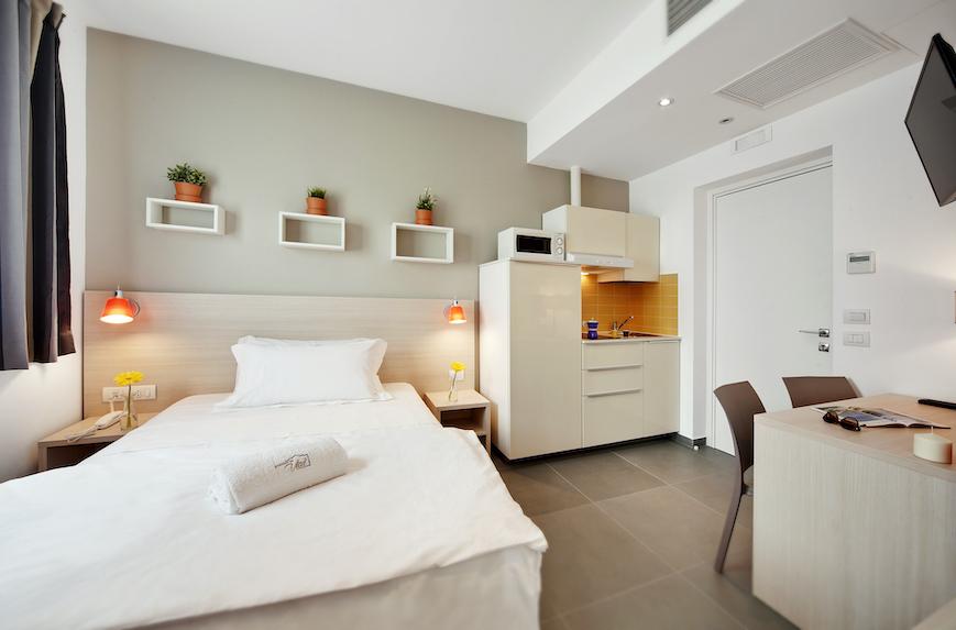 Residence dei Viali - Camera singola a Ragusa - 2