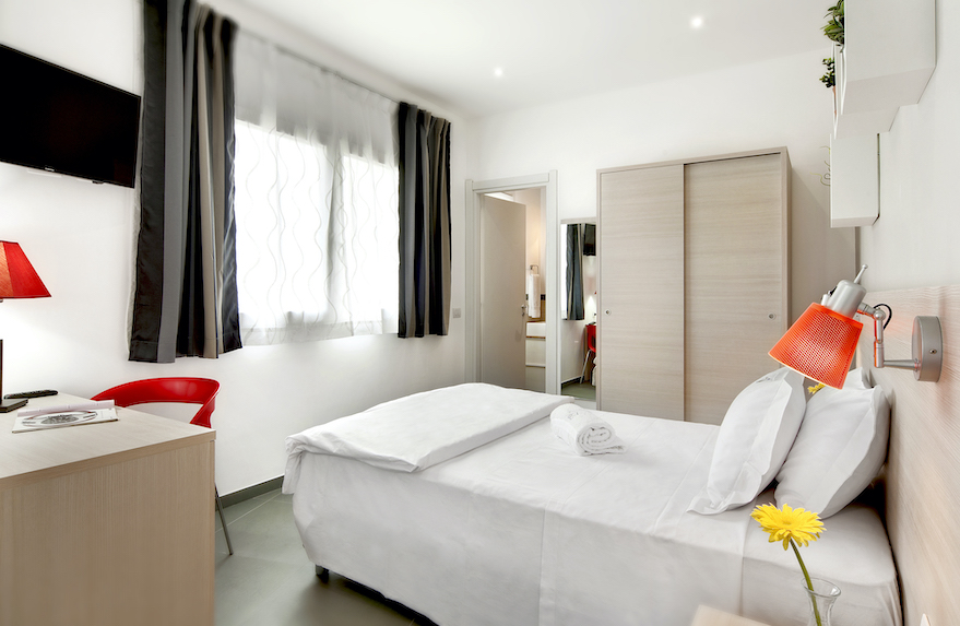 Residence dei Viali - Camera singola a Ragusa - 4